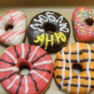 Пончики на смеси Монтепончик 02 компании Фудмикс