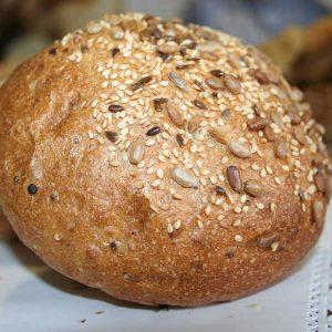 Хлеб на смеси Монтекорн Горчичный