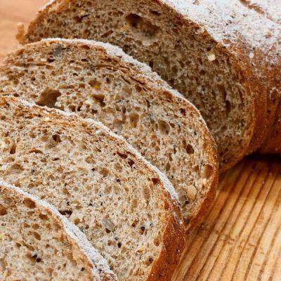 """Хлеб """"Утренний"""" на смеси Монтекорн-Утренний компании Фудмикс"""