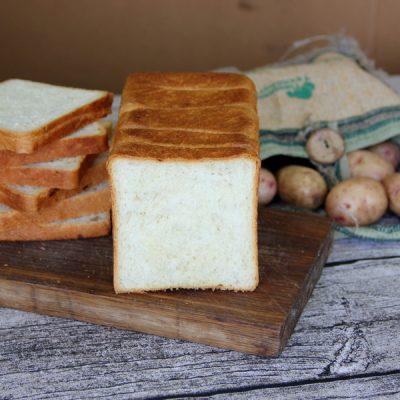 Тостовый хлеб на основе смеси Монтекорн Картофельный производства компании Фудмикс