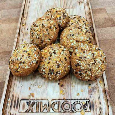 Печенье Пикантное на смеси Монтепан Мексиканский с использованием разрыхлителя Монагрит 2П