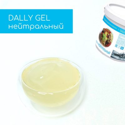 Гель DALLY GEL Нейтральный производства компании Фудмикс