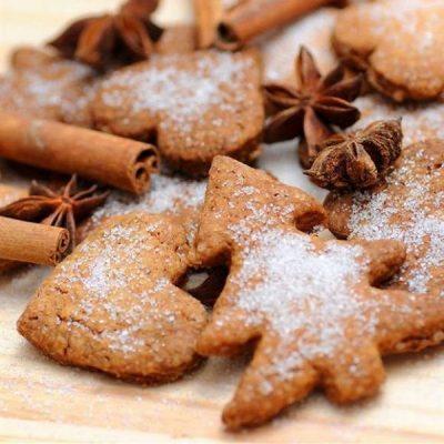 Имбирное печенье на смеси Монтемикс 6007 компании Фудмикс