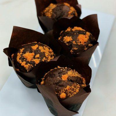 Маффин шоколадный на смеси Монтемикс 4501Ш арт.Шоколад производства компании Фудмикс