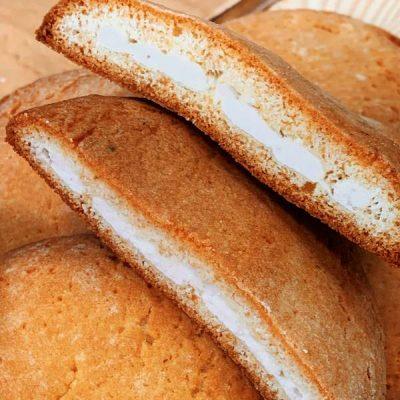 Печенье Альпийское на смеси Монтемикс 4501 артикул Ваниль и ДэллиКрем с ароматом творога производства компании Фудмикс