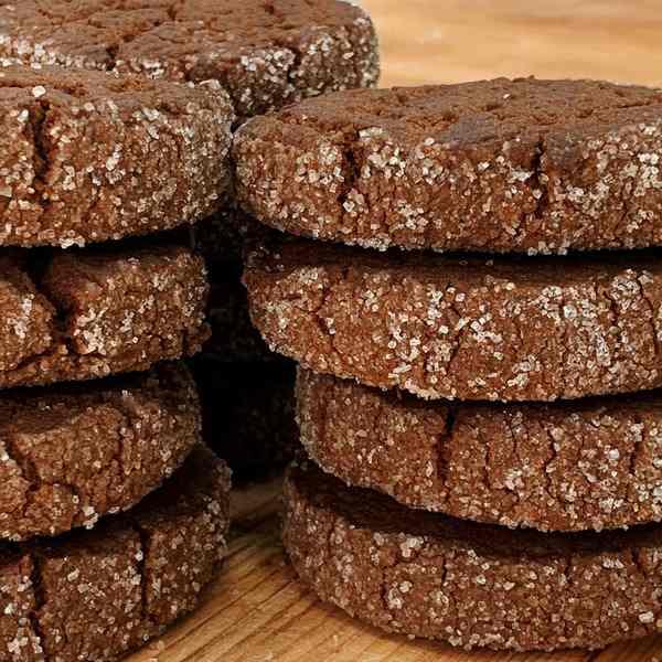 Печенье Диаманд шоколадное на смеси Монабейк 6003Ш компании Фудмикс