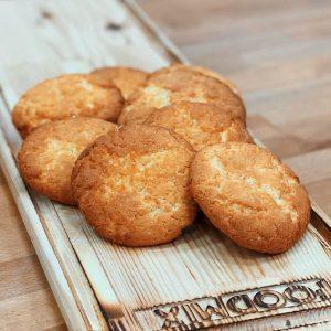 Печенье Американо творожное на смеси Монабейк 6003 производства компании Фудмикс