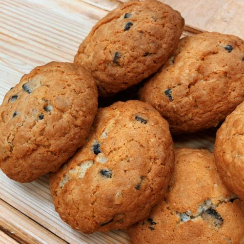 Печенье Итальянское с клюквой на смеси Монабейк 6003 производства компании Фудмикс