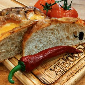Хлеб с использованием смеси Софипан МальтМикс компании Фудмикс