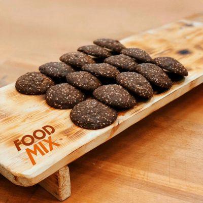 Печенье Шоколадное низкоглютеновое на смеси SofiSweet арт.Шоколад компании Фудмикс