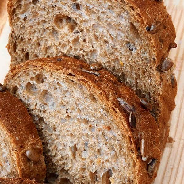 Мультизерновой хлеб на смеси Софипан Multigrain