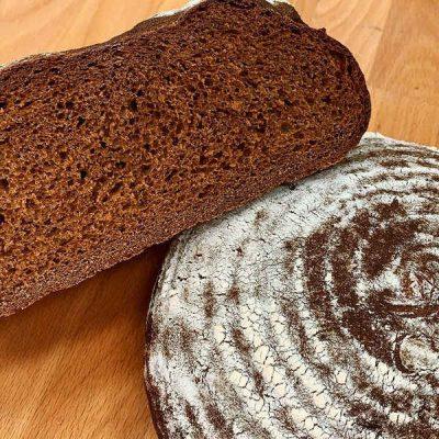 Срез хлеба на основе смеси SofiPan - Фермерский компании Фудмикс