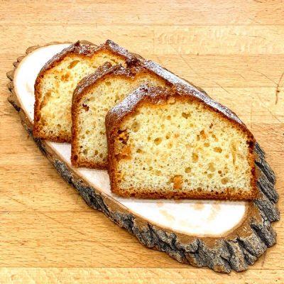 Кекс-пирог Шарлотан на смеси Монабейк 6003 и начинке Sofilling Яблоко производства компании Фудмикс