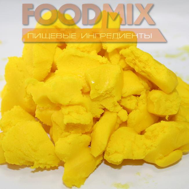 мастика сахарная Foodmix цвет желтый1