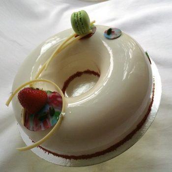 FM десерт и сипользованием геля Пломбир